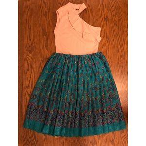 Dresses & Skirts - Hand made pleated skirt